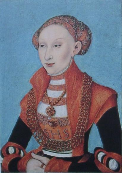 Sybille of Cleve