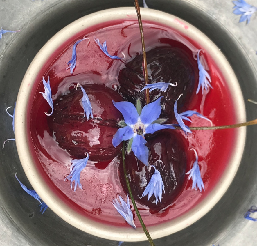 Conserved Cherries in Jelly: a summer Tudor recipe