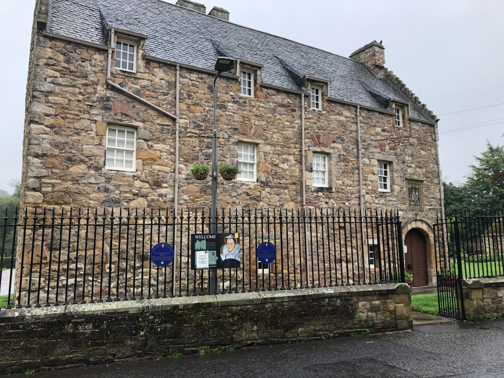 Mary Queen of Scots house at Jedburgh