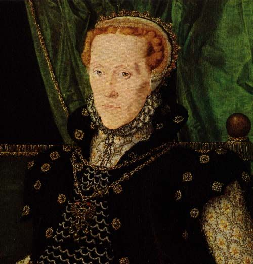 Mildred Cooke, wife of William Cecil