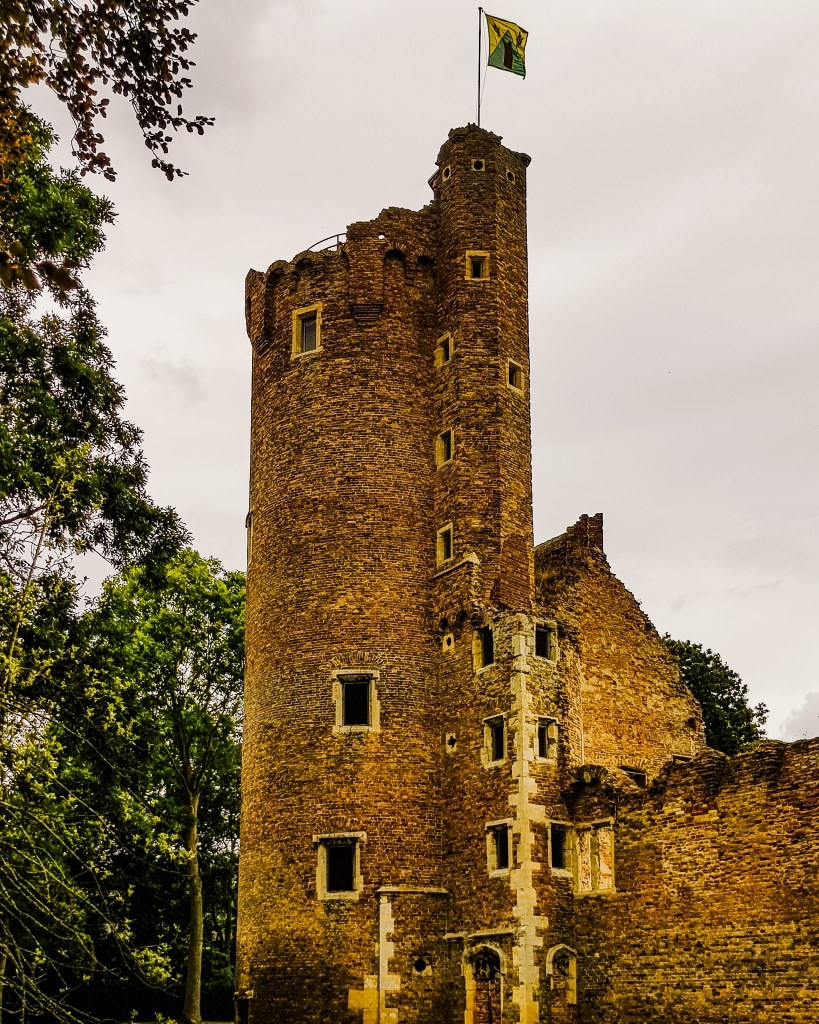 Caister Castle, Great Yarmouth, Norfolk.