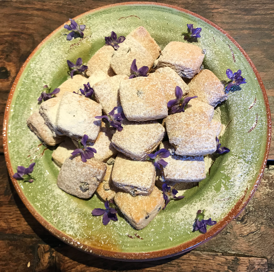 Tudor Easter recipe for Shropshire Biscuits