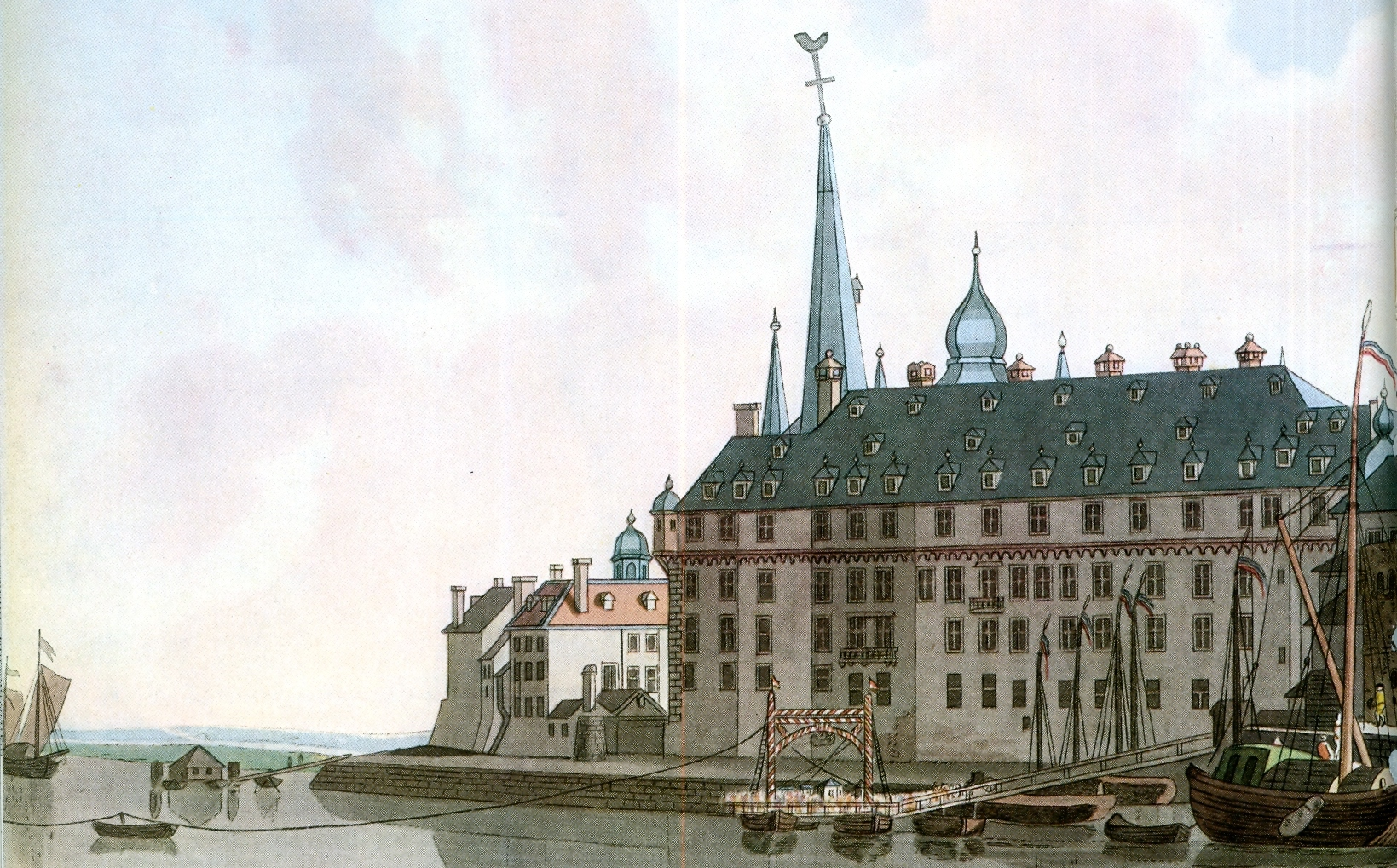 The City Palace of Dusseldorf, birthplace of Anne of Cleves