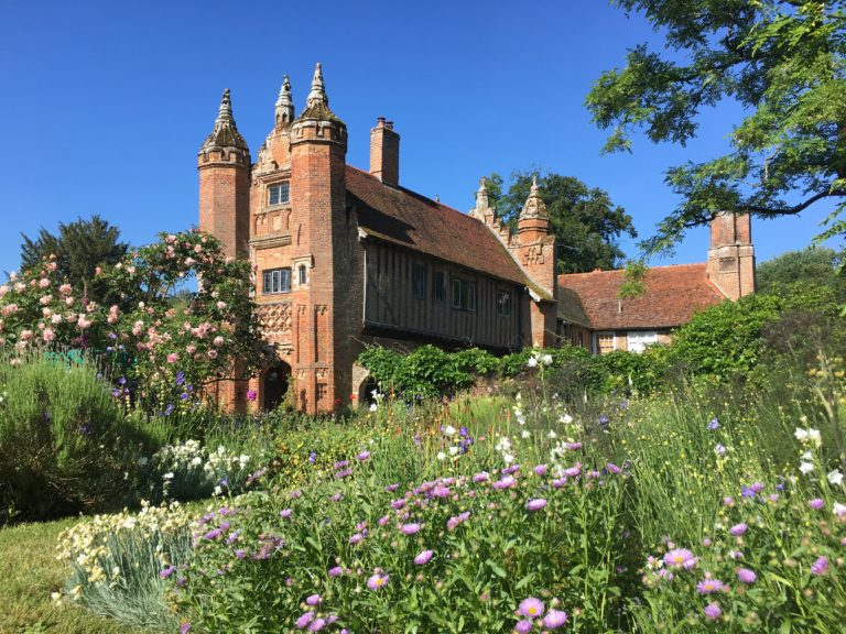 West Stow Hall is a beautiful, early, Tudor manor house in Suffolk, England. Associated with Mary Tudor, Queen of France, it is now a B&B and is a perfect place to stay if you are touring Suffolk and love staying in historic properties.