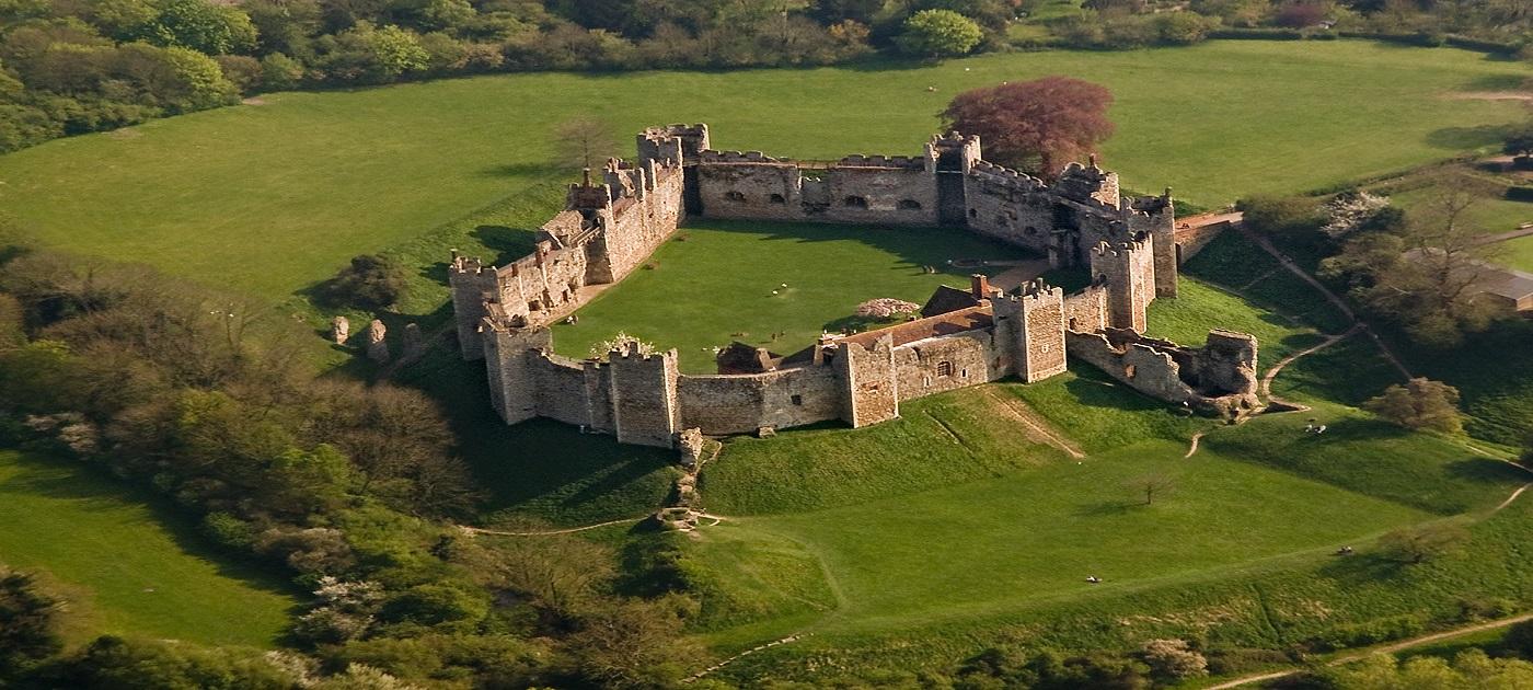 Framlingham Castle, Suffolk: A Tudor Stronghold | The Tudor Travel Guide