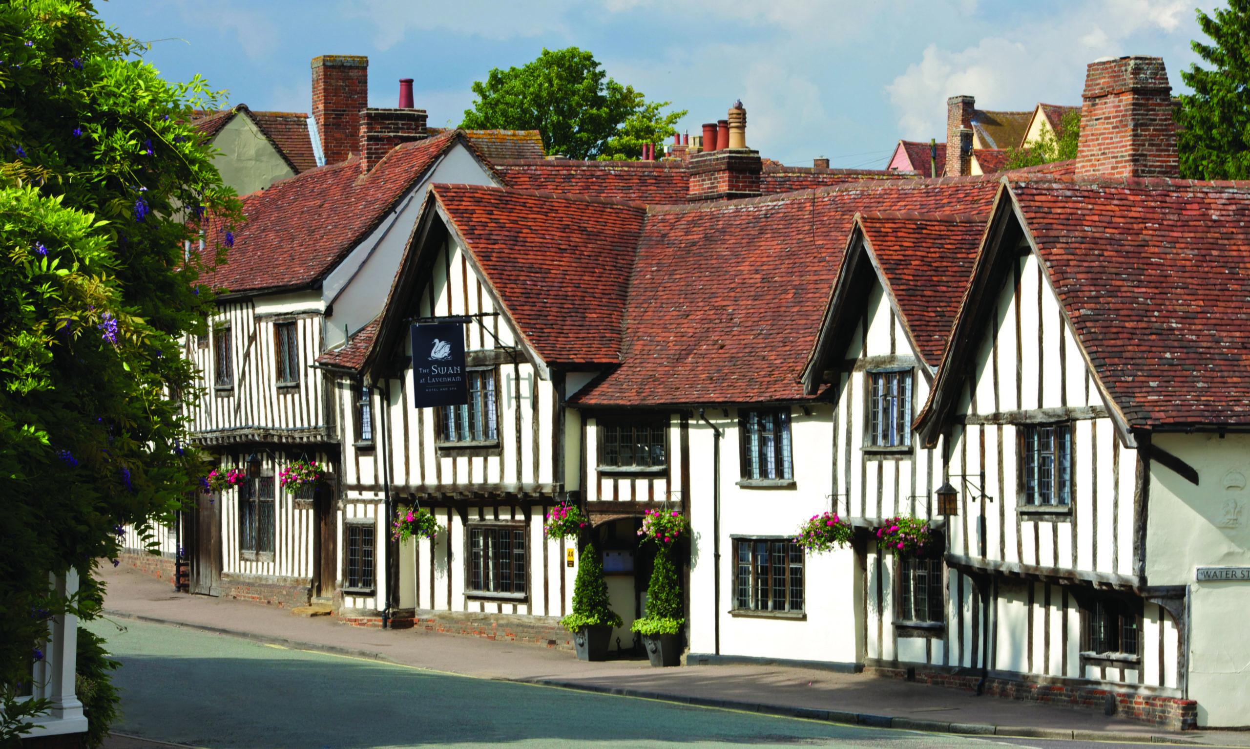 The Swan Inn at Lavenham