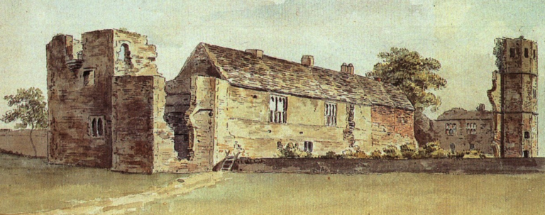 The Ruins of Sheffield Manor