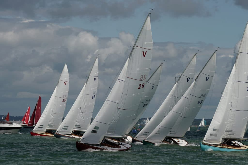Typically English things to do: Cowes week yachts