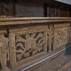 anne of cleves panels