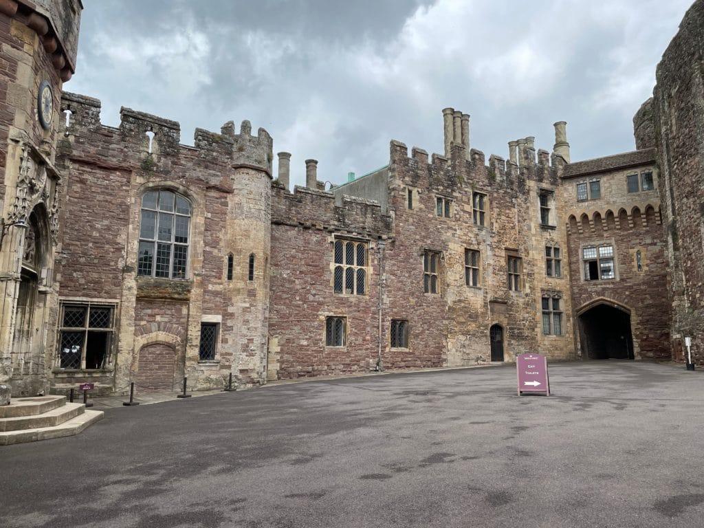 Berkeley Castle, glorious Gloucestershire